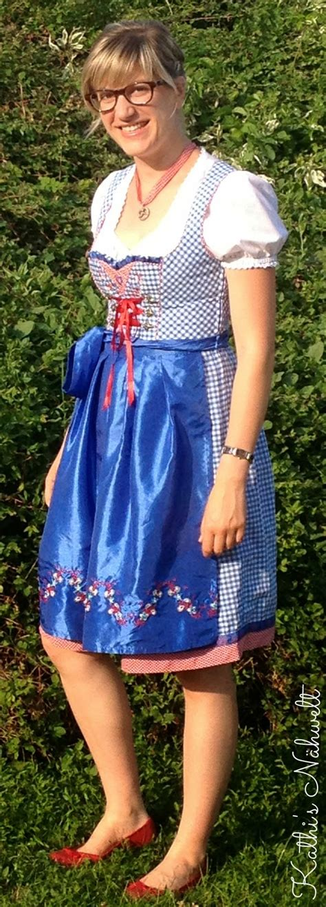 Kathi's Nähwelt: Das Wiesn-Outfit