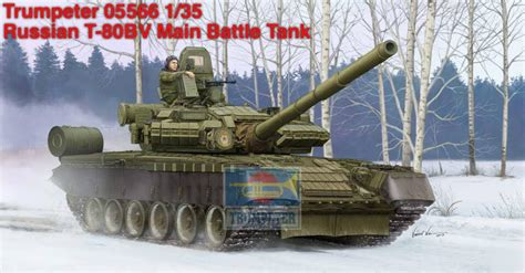 Trumpeter T-80B Times Two