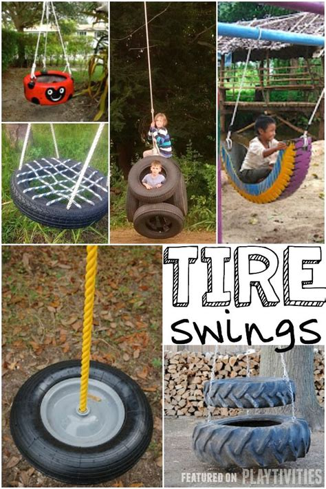 25 DIY Swings You Can Make For Your Kids | For FUTURE Baby