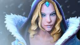 Dota 2/Rylai the Crystal Maiden — StrategyWiki, the video