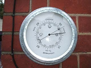 What is a Barometer? - Definition, History & Function