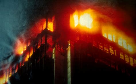 First Interstate Bank Fire May 4, 1988