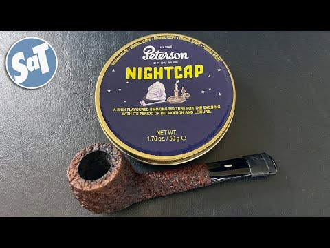 Dunhill Nightcap Pipe Tobacco Review - YouTube