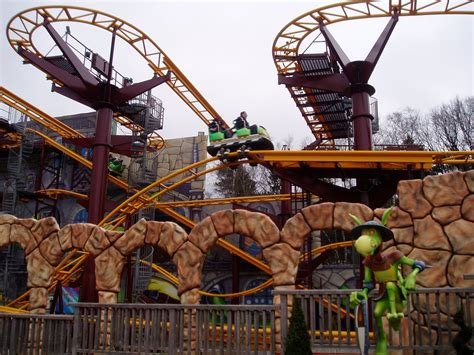 Ghost Chasers (Movie Park Germany) | Parkwelten