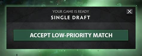 Change the accept buttons : DotA2