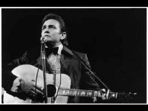 Johnny Cash - I've been everywhere - YouTube