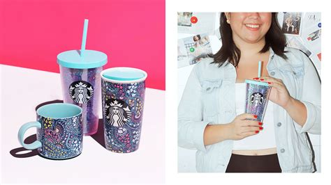 Check Out The New Starbucks x Vera Bradley Collection