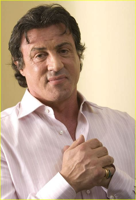 Sylvester Stallone HairStyle (Men HairStyles) ~ Dwayne The