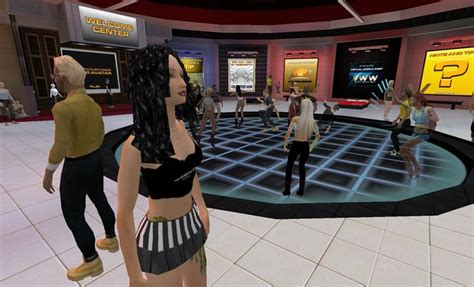 Virtual Worlds for Adults - Games for Adults