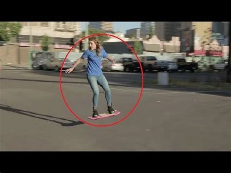 HUVr Magazine Hoverboard on sale BUY NOW - YouTube