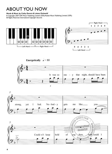 Easiest 5-Finger Piano Collection Chart Hits Pf | im