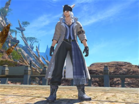 New Optional Items Available! | FINAL FANTASY XIV, The