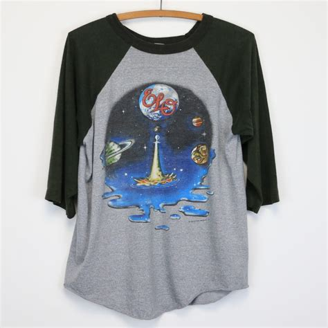 Electric Light Orchestra Time Tour Shirt 1981 | WyCo Vintage