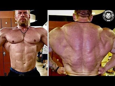 Dennis Wolf Gained 30 Pounds Of Muscle Training For Mr