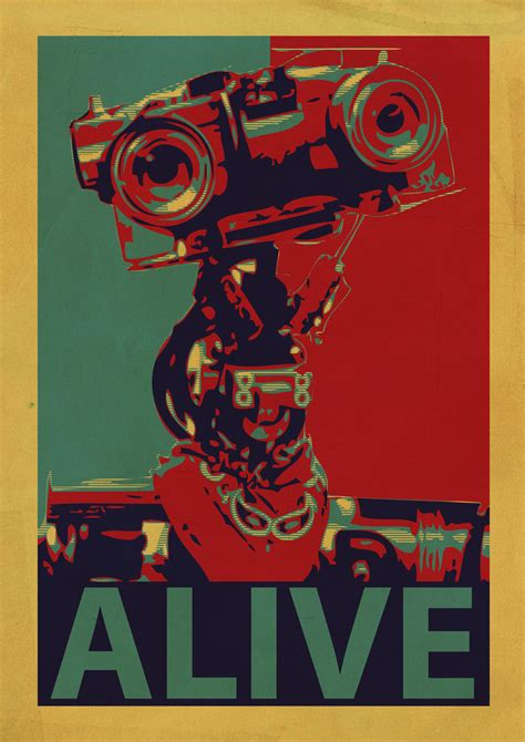 Spring Cleaning: Johnny Five, I'm Alive!