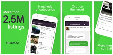 Download Gumtree Search, Buy & Sell Mobile App - Youth