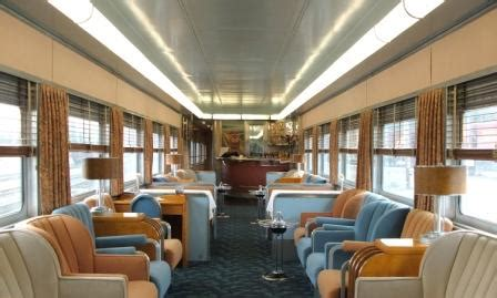 Train Chartering Provides Private Rail Cars for City of