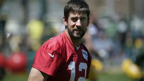 Are Aaron Rodgers, Former Harvard Soccer Player Marie