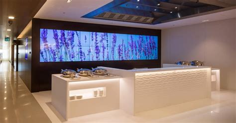 Internationale Lounges - Air New Zealand-Lounges - Am