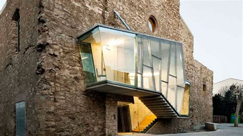 The Saint Francis Convent Church by David Closes in
