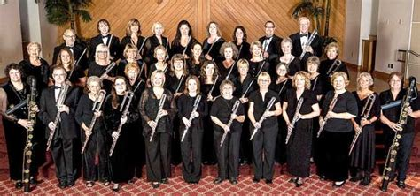 Space Coast Flute Orchestra Among Largest In World