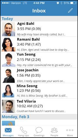 Voicemail App iPhone — find more results about iphone