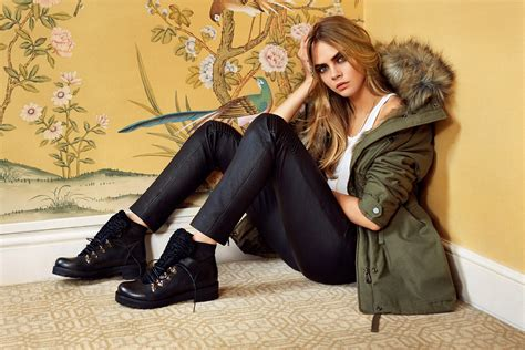 Cara Delevingne's body measurements, height, weight, age