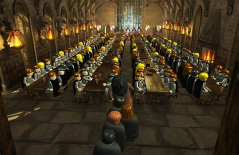 Lego Harry Potter characters list
