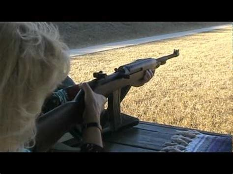 Anne Owned By Full Auto M2 Carbine - YouTube