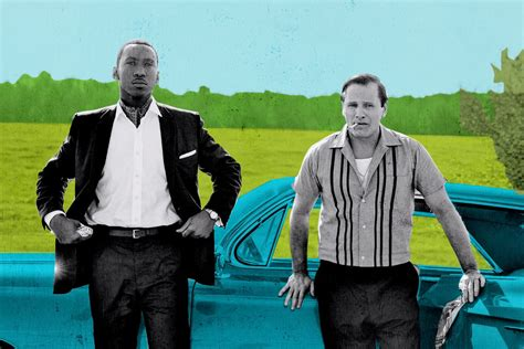 Green Book Is This Year's Best Feel Good Movie About