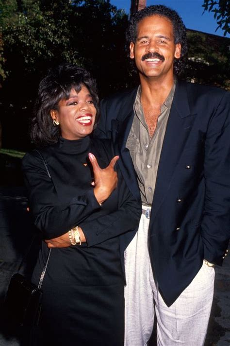 A Timeline of Oprah and Stedman Graham's 30-Year Relationship