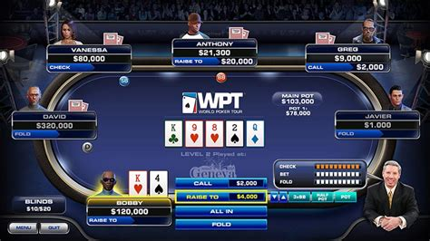 World Poker Tour game released for the Amazon Fire TV and