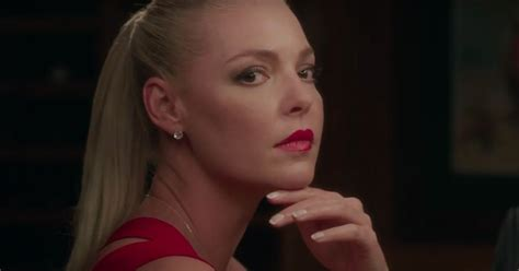 Katherine Heigl Is Ready to Stab Everyone Into Remembering
