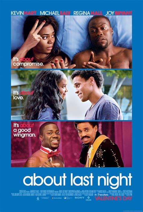 About Last Night (2014) Kevin Hart - Movie Trailer, Plot