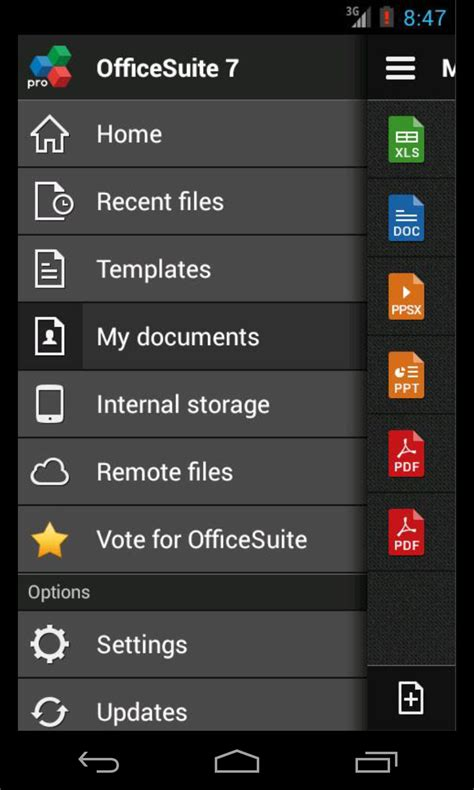 Office Suite Pro - Android - English - Evernote App Center