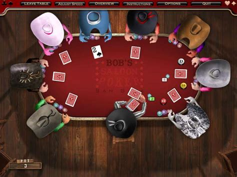 Governor of Poker 1 spel - FunnyGames