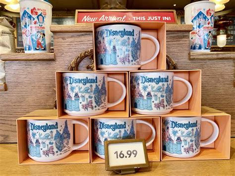 """PHOTOS: All-New """"Been There"""" Series Starbucks Mugs Now"""