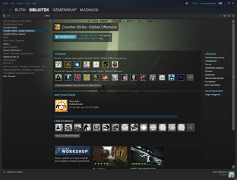 Global Elite steam account for sale