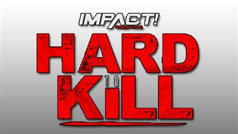 Watch Impact Wrestling: Hard To Kill 2020 Full Show Replay