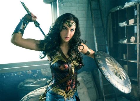 'Wonder Woman 2' Release Date Moved to November 2019