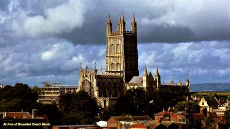 BBC Choral Evensong: Gloucester Cathedral 1974 (John