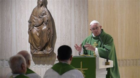 Pope at Mass: exploiting women is a sin against God
