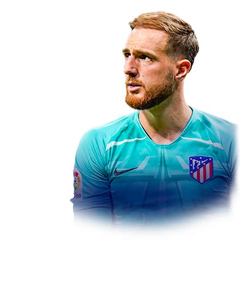 Jan Oblak - 92 TOTY Nominee | FIFA 20 Stats & Prices | WeFUT