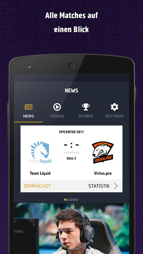 SPORT1 eSports – Android-Apps auf Google Play