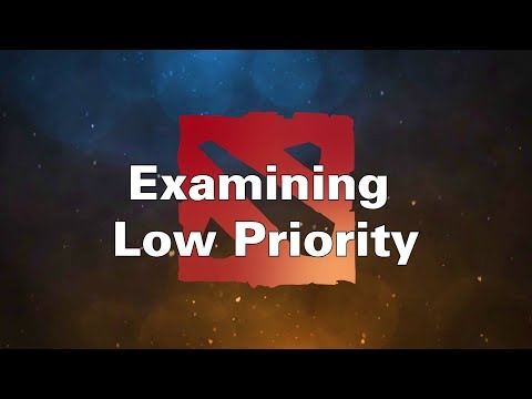 Dota 2 Update Removes Low Priority Penalties From Recently