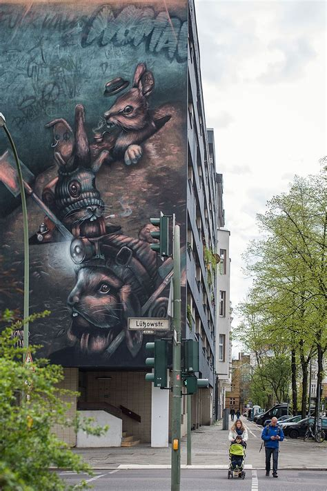 NOMAD CLAN FOR URBAN NATION ONE WALL PROJECT – Urban Nation