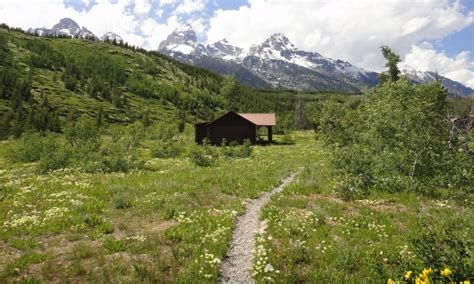 Lodging in Grand Teton National Park: Hotels, Lodges