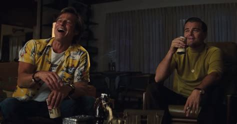 Once Upon a Time in Hollywood Movie Trailer | POPSUGAR