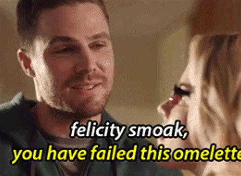 Olicity: I'll Take An Arrow For You - Chapter 13: finally