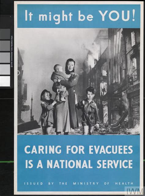 It Might Be You! Caring for Evacuees is a National Service